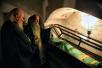Визит Святейшего Патриарха Алексия в Киев. Встреча в аэропорту, прибытие в Киево-Печерскую лавру, молебен на Соборной площади, поклонение мощам в Нижних пещерах Лавры.