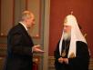Встреча Святейшего Патриарха Кирилла с Президентом Белоруссии А.Г. Лукашенко