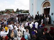 В ходе пастырской поездки по Украине Святейший Патриарх Кирилл посетил город Владимир-Волынский