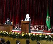 Предстоятель Русской Церкви встретился с представителями общественности Архангельска