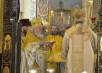Юбилей настоятеля храма Адриана и Наталии в Бабушкине протоиерея Николая Дятлова