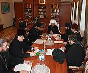 Заявление Синода Молдавской Православной Церкви в связи с решением Румынской Патриархии образовать три епархии на территории Республики Молдова