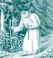 также с лестовкой в руках на некоторых иконах изображаются и другие святые, в земле Российской просиявшие.
