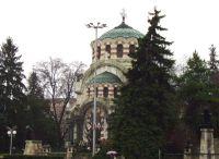 Панихиду по погибшим в Русско-турецкой войне отслужил в Плевне архиепископ Орехово-Зуевский Алексий