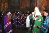 Хиротония архимандрита Романа (Гаврилова) во епископа Серпуховского