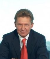 Святейший Патриарх Кирилл встретился с Председателем Правления ОАО «Газпром» А.Б. Миллером