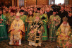 Совместное служение Предстоятелей Александрийской и Русской Православных Церквей в день памяти преподобного Сергия Радонежского
