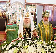 Патриаршее слово в день памяти прп. Саввы Сторожевского