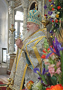Слово Святейшего Патриарха Алексия после освящения храма Всех Святых во Всехсвятском на Соколе