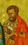 Дамиан Римский, бессребреник, мч.
