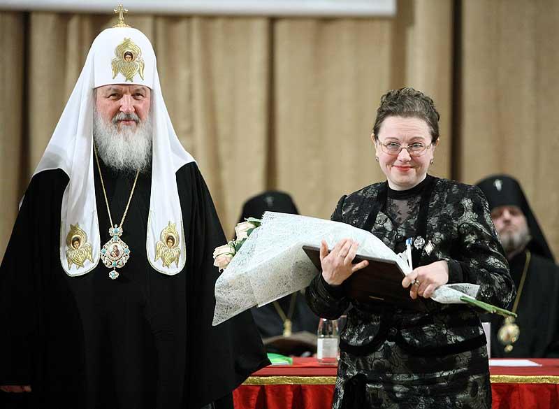 Открытие XVII Рождественских чтений