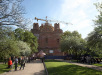 Посещение Святейшим Патриархом Кириллом Царского Села