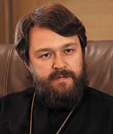 Архиепископ Иларион (Алфеев): «Позитивная программа Церкви — это спасение людей»