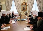 ЖУРНАЛ № 93 заседания Священного Синода Русской Православной Церкви от 6 декабря 2008 года