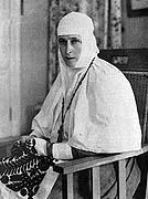 В Риге открылась фотовыставка 'От милосердия к святости', посвященная преподобномученице Елизавете Федоровне