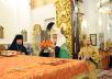 Патриарший визит на Украину. День третий. Прибытие в Донецк. Малое освящение Спасо-Преображенского кафедрального собора.
