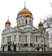 Верующие смогут проститься со Святейшим Патриархом Алексием в Храме Христа Спасителя
