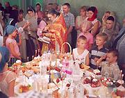 Богослужения Страстной седмицы и Пасхи состоялись в Индии и Непале