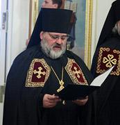 Слово архимандрита Назария (Лавриненко) при наречении во епископа Выборгского, викария Санкт-Петербургской епархии