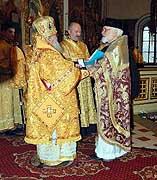 Состоялось первое награждение медалью священномученика Исидора Юрьевского Эстонской Православной Церкви Московского Патриархата