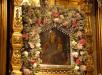 Патриаршее служение в день празднования иконе Божией Матери «Споручница грешных»