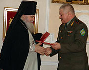 Подписан договор о сотрудничестве между Благовещенской епархией и Пограничным Управлением ФСБ России по Амурской области