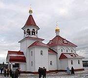 На севере Иркутской епархии освящены два новых храма и часовня