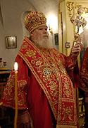 Патриаршее слово после Божественной литургии в Покровском монастыре