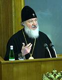 Митрополит Кирилл выступил перед участниками сборов научно-педагогического состава Вооруженных Сил