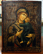 Список икон и церковной утвари, переданных Русской Православной Церкви Следственным комитетом при МВД России