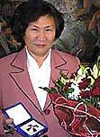 Поэтесса Вера Шуграева награждена церковным орденом за перевод Псалтири на калмыцкий язык