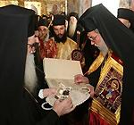 Состоялась интронизация нового Предстоятеля Кипрской Церкви Архиепископа Хризостома
