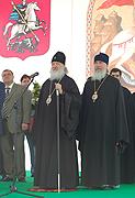 Святейший Патриарх Кирилл совершил визит в Калужскую епархию