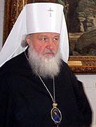 Решение об открытии в Молдавии епархий Румынского Патриархата является нарушением канонического порядка, заявляет митрополит Кирилл