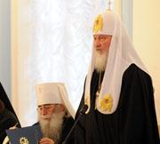 Выступление Святейшего Патриарха Кирилла на конференции, посвященной 80-летию со дня рождения митрополита Никодима (Ротова)