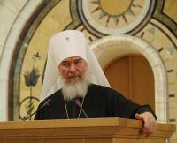 Выступление Высокопреосвященнейшего Климента, митрополита Калужского и Боровского, управляющего делами Московской Патриархии, на Архиерейском Соборе 2008 года