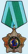 Президент России В. Путин вручил орден Дружбы архиепископу Верейскому Евгению