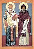 Житие Мефодия и Кирилла, учителей Словенских