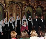 В Вильнюсе прошел IX Международный фестиваль Русской духовной музыки