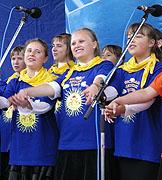 Фестиваль детских хоров 'Успение' прошел в Старицком Успенском монастыре