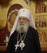 Речь Высокопреосвященнейшего митрополита Лавра на Великом освящении храма в Бутово
