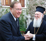 Американское Библейское Общество расширяет сотрудничество с Православной Церковью