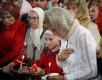 СВЕТЛОЕ ВОСКРЕСЕНИЕ ХРИСТОВО. ПАСХА. Праздничное богослужение в Храме Христа Спасителя.
