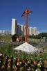 Чин основания храма в честь Покрова Пресвятой Богородицы в Ясеневе