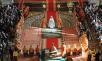 Служение Святейшего Патриарха Кирилла и Блаженнейшего Митрополита Ионы в Храме Христа Спасителя. Хиротония архимандрита Тихона (Зайцева) во епископа Подольского.