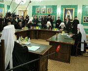Священный Синод вынес предложения по проведению Архиерейского и Поместного Соборов Русской Православной Церкви