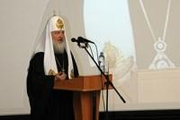 Выступление Святейшего Патриарха Кирилла на встрече со студентами калининградских вузов