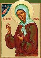 2 мая — память святой блаженной Матроны Московской
