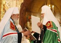 Это ли не чудо Божие? Интервью Святейшего Патриарха Алексия, опубликованное в газете 'Труд'