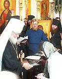 Состоялся первый выпуск Рославльской православной гимназии
